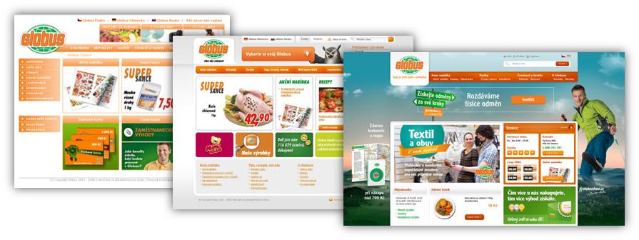 Marcony - Jan Marek - webové stránky, online marketing, grafika
